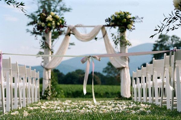 Tmx 1423710635838 Jen Fariello Photog White Folding Charlottesville, VA wedding rental