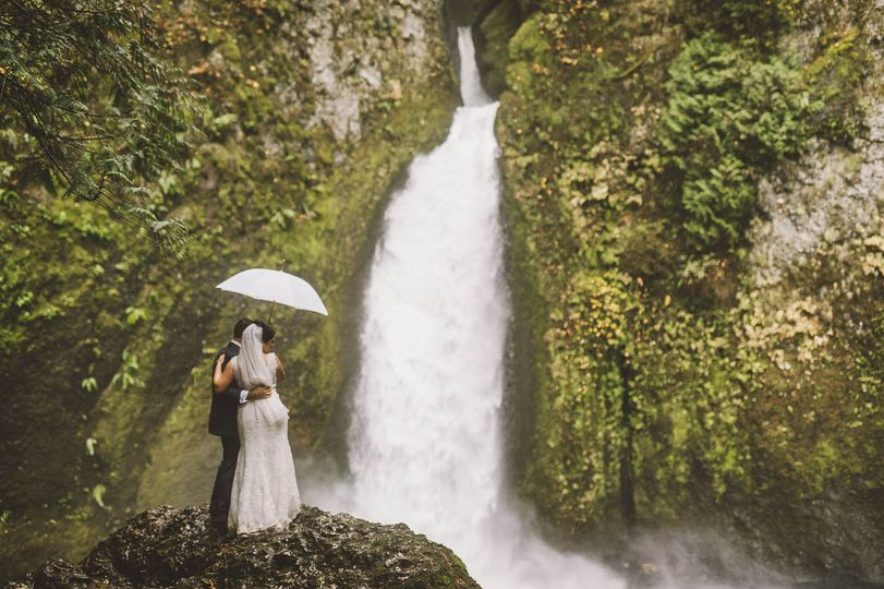 wahclella falls elopement kimsmithmiller 007