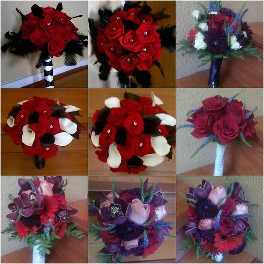Red Bouquets #redbouquets