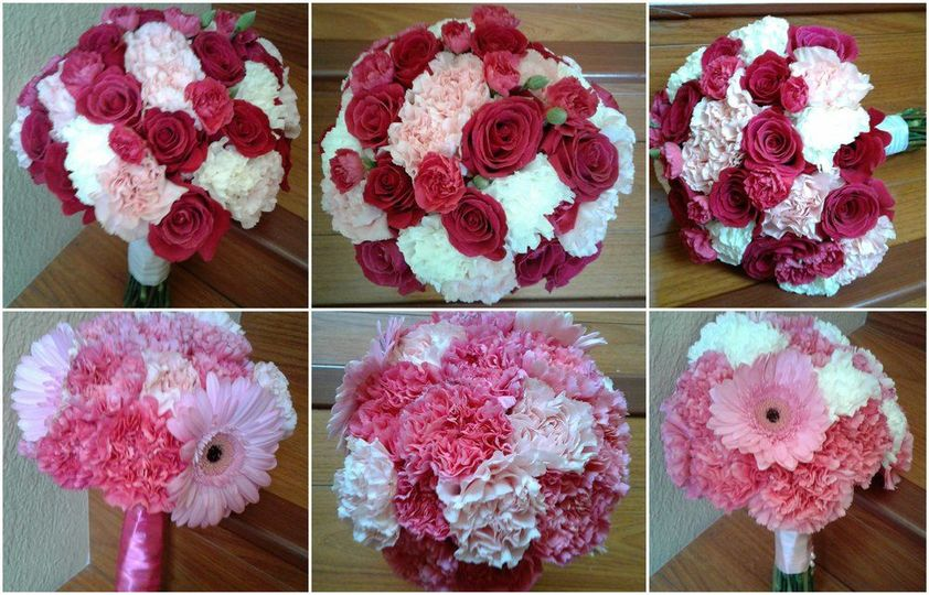 Pink Bouquets #pinkbouquets