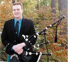 1st Choice Music Services Bagpiper