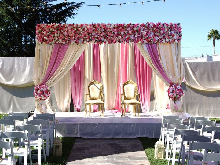 Tmx 1453678789797 Final Mandap Picture Sacramento wedding planner