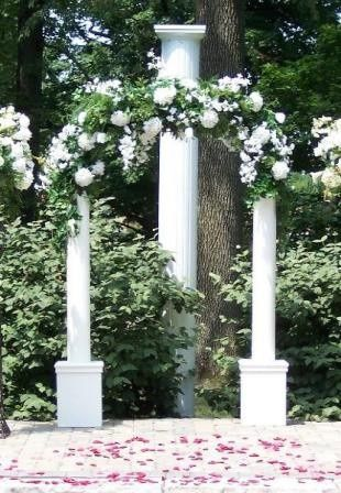 Tmx 1453680690674 Floralarch Web Sacramento wedding planner