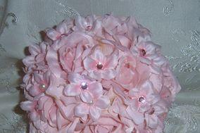 Silk Blossoms & More Wedding Flower Ball & Garland Rentals