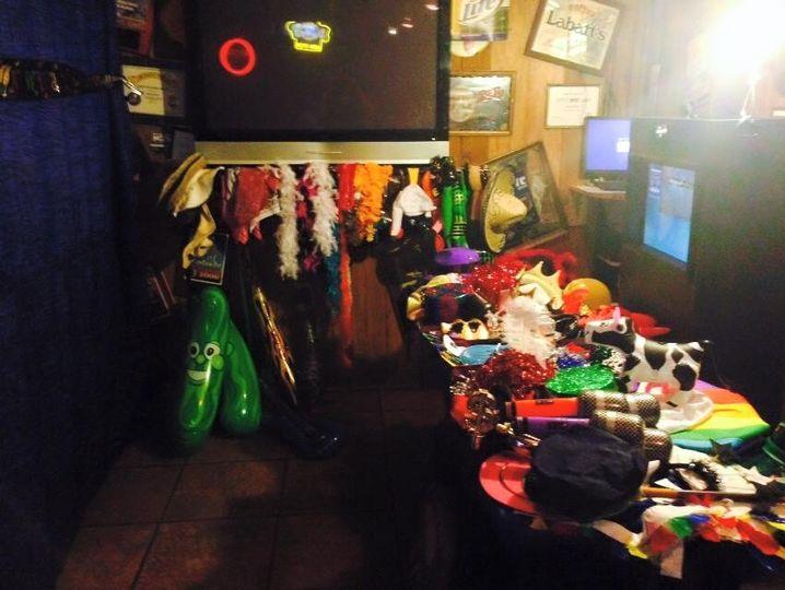bttr booths set up 2