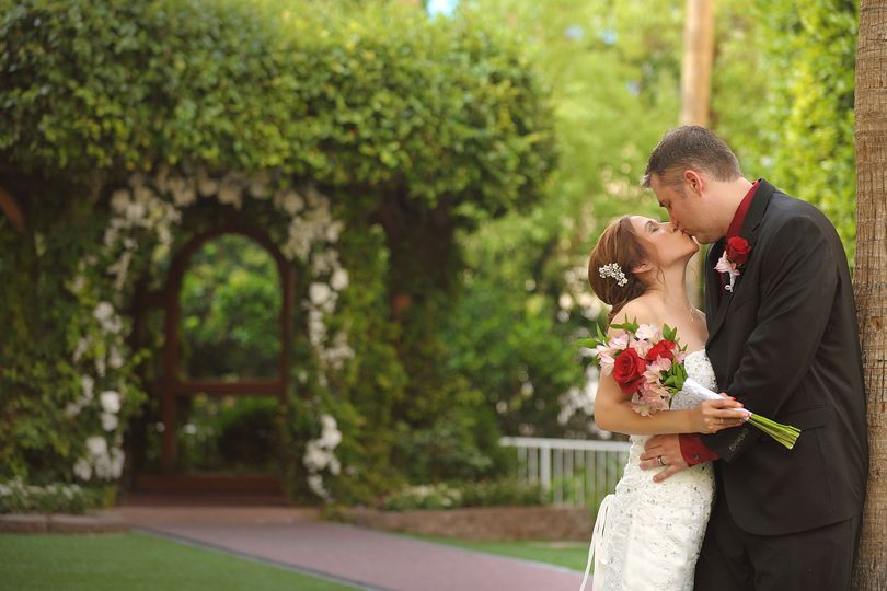 Flamingo Las Vegas Wedding Garden Chapel - Venue - Las Vegas, NV ...