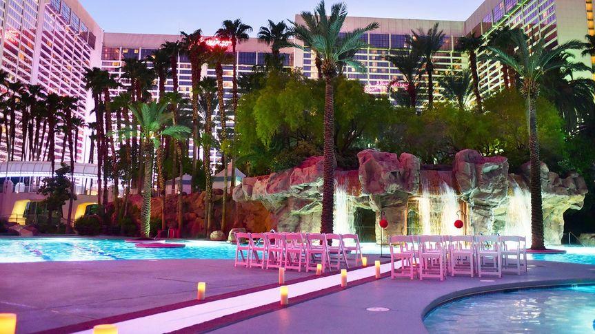 Crescendo Pool Venue