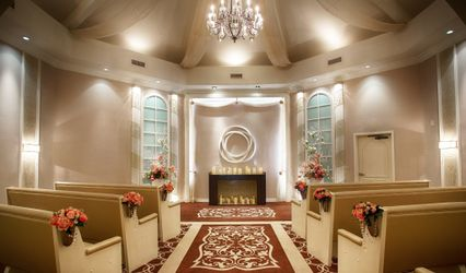 Flamingo Las Vegas Wedding Garden Chapel
