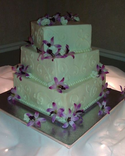 cakery bakery shop wedding cake new port richey fl weddingwire. Black Bedroom Furniture Sets. Home Design Ideas