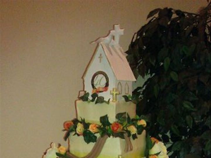 Tmx 1308328103167 Church40thanniversary New Port Richey wedding cake