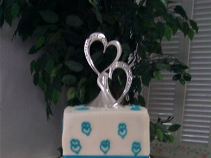 Tmx 1308328176589 Heartwedding New Port Richey wedding cake