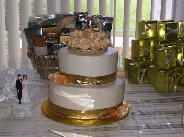 Tmx 1308328241276 50thcake1 New Port Richey wedding cake