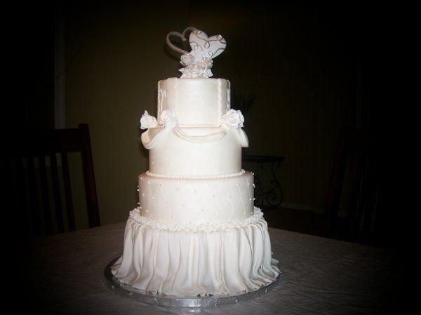 Tmx 1308328456557 Weddingcake New Port Richey wedding cake