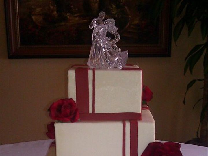 Tmx 1320855957758 Heatherwedding3 New Port Richey wedding cake