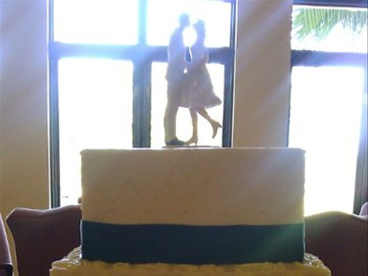 Tmx 1320855988085 Lindseyweddingcake New Port Richey wedding cake