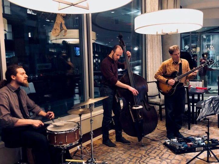 Hotel lounge - trio
