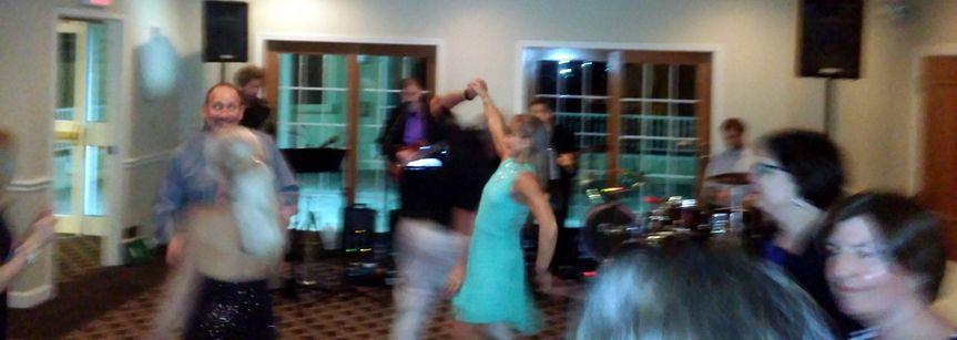 Wedding - dance shot