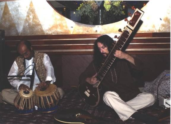 Sitar And Tabla Music of India For Weddings in New York New York City Long Island New Jersey and...