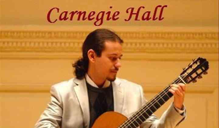 Dr. Costa - Carnegie Hall Classical Guitarist