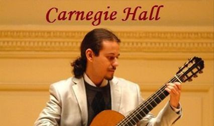 Dr. Costa - Carnegie Hall Classical Guitarist