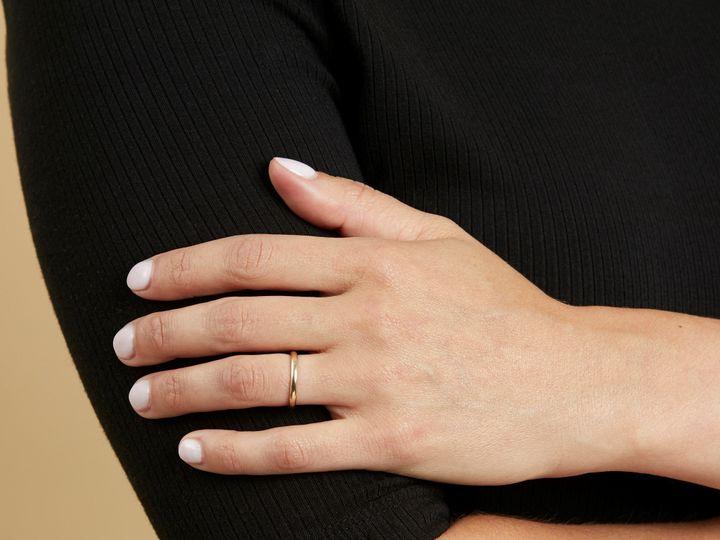 Tmx Classic 2mm Yellow 51 1007806 157378335348272 Philadelphia, PA wedding jewelry