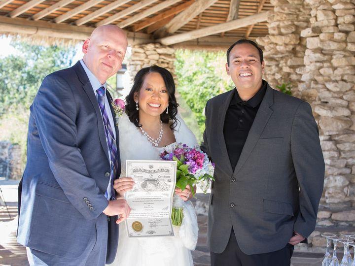 Tmx 1515200735 60fa8ece7c5dadeb 1515200733 Cbff9705a612958e 1515200709907 14 15991429 10208520 San Antonio wedding officiant