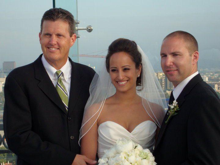Wedding Pastor Dave