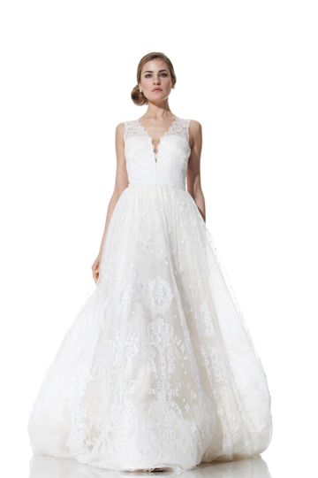 Olia Zavozina Bridal Dress Attire Nashville Tn
