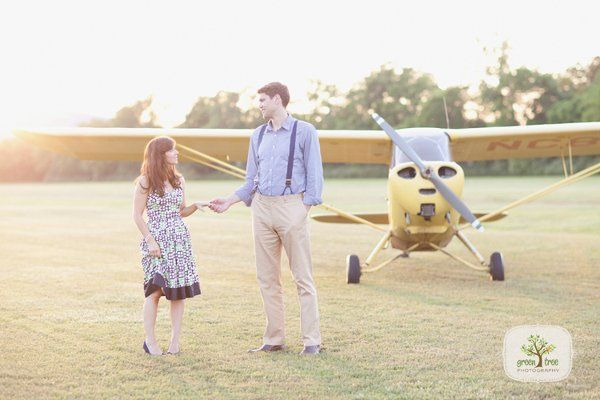 airplanemoontownengagementandwedding