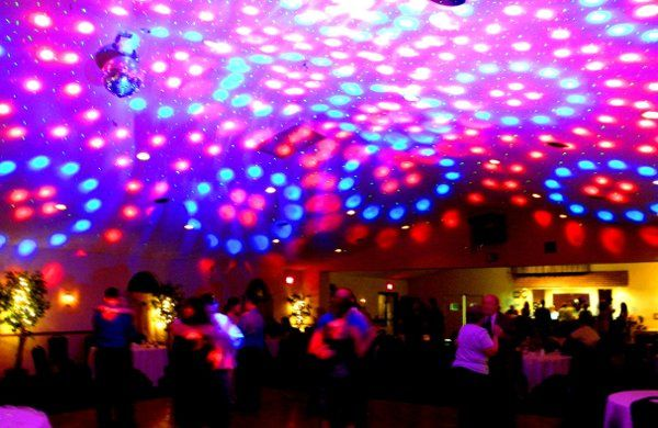 Dance-floor Lighting...