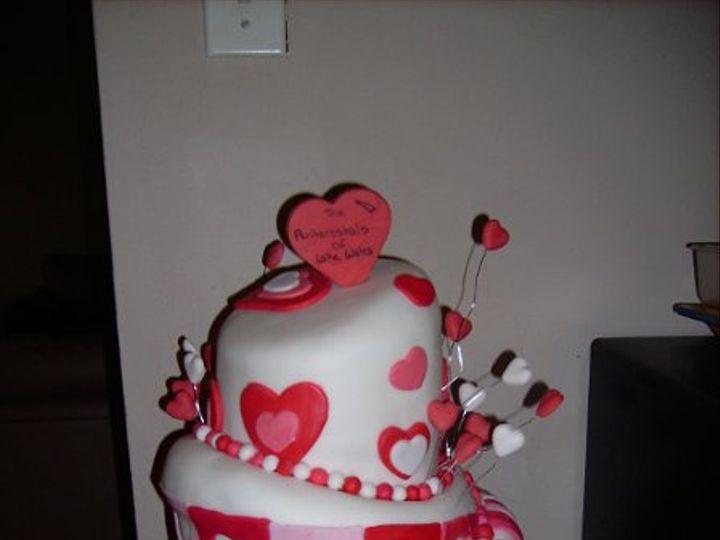 Tmx 1299600162187 ValentineCake Auburndale wedding cake