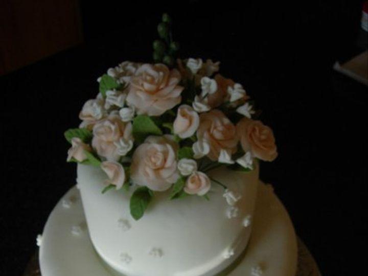 Tmx 1237472590718 Coreys7thBdayBridalShow035 Narvon wedding cake