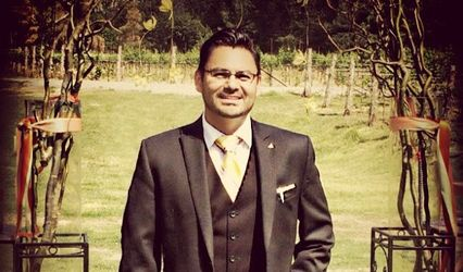 Douglas R. Bethers Utah's wedding officiant
