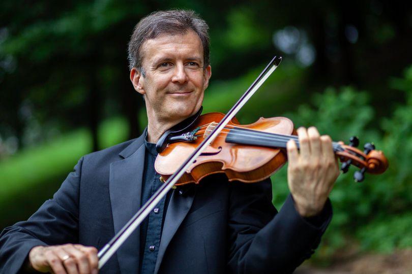 Electric Violinist Charles