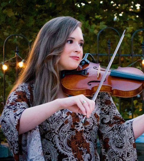 Electric Violinist Tiffany
