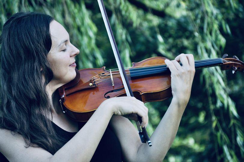 Violinist Zhenya