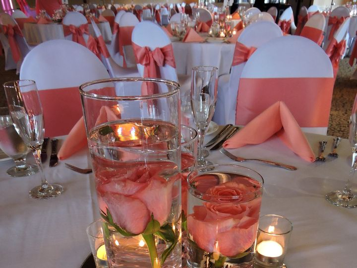 Tmx 1442630471226 Coral Rose House Centerpiece Pomona, CA wedding venue