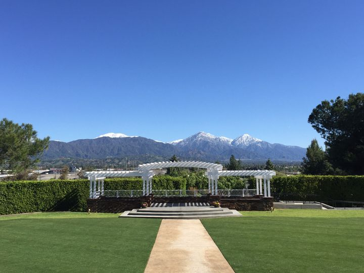 Tmx 1463590569715 Ceremony Site Snow Capped Mtns Pomona, CA wedding venue