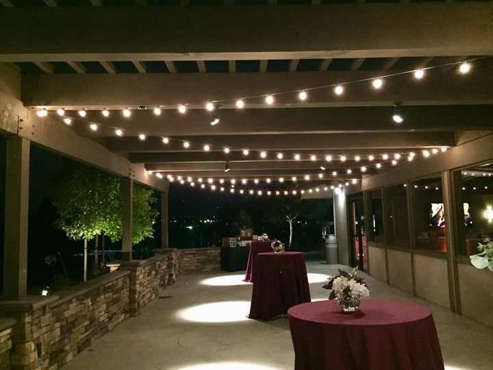 Tmx Burgundy And Bistro Lights 51 304906 V1 Pomona, CA wedding venue