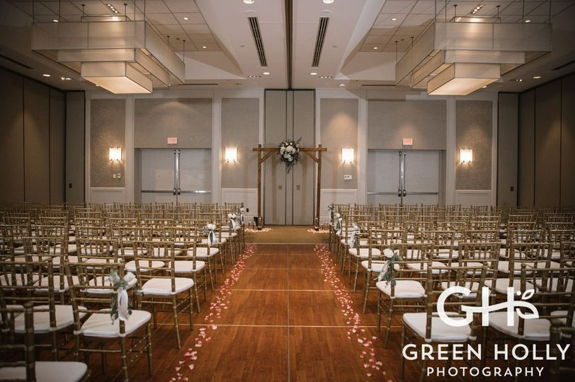 Ceremony in Algonquin Ballroom