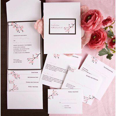 Tmx 1301323304076 FBN9231MCL173lr Howell wedding invitation