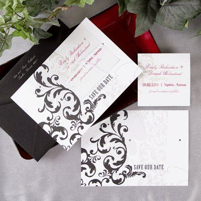 Tmx 1301323452888 TGN42FFDlrMAGNET Howell wedding invitation