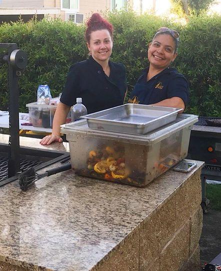 Chef Tara & Chef Hillary