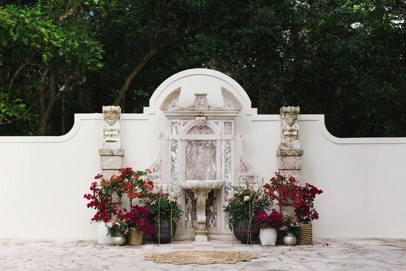 Altar decor