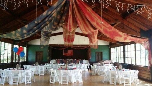 casino july wedding