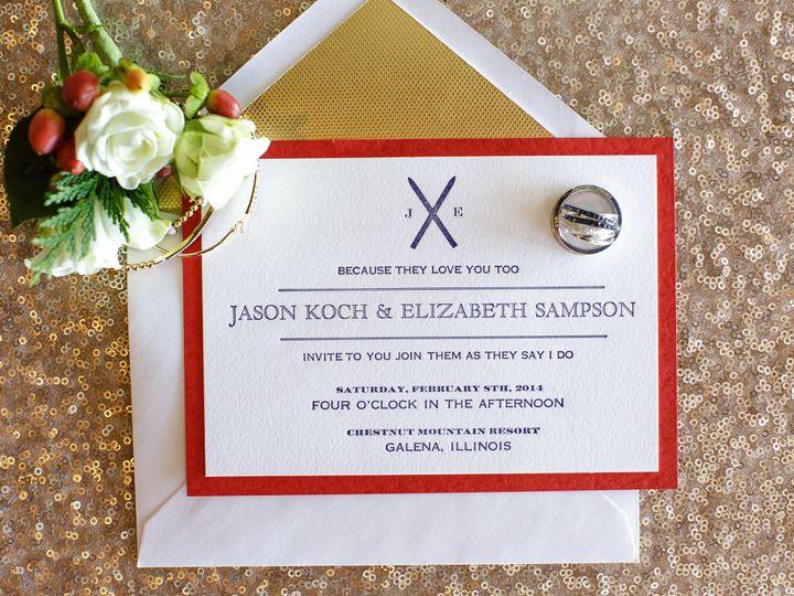 Tmx 1393352311056 0061bmw 02101 Mount Vernon wedding invitation