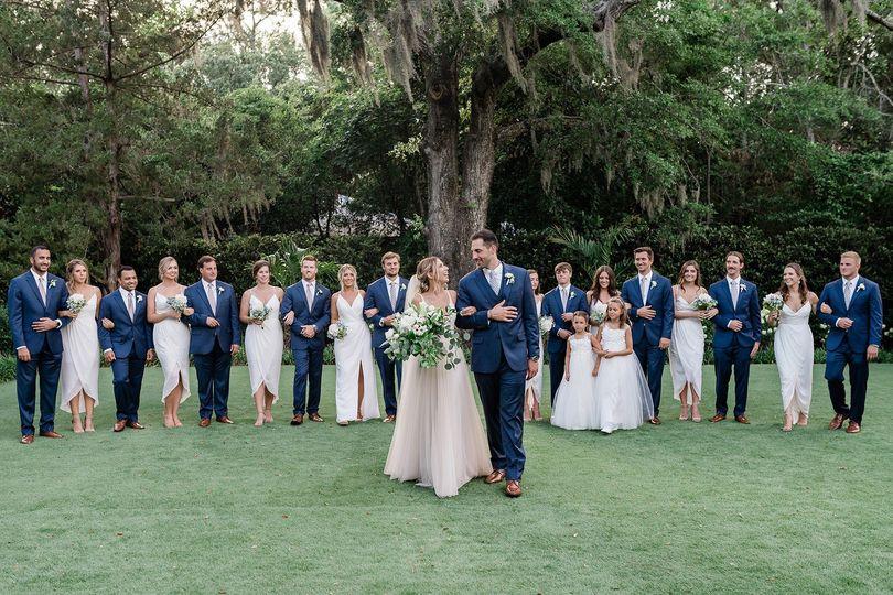 Wrightsville Manor Wedding