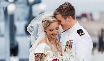 The wedding of Matt and Zatha