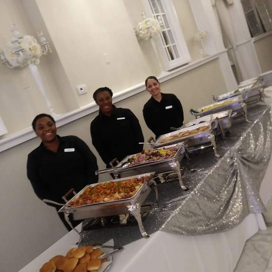 Cater with us