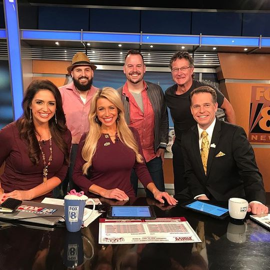 DJB on Fox 8